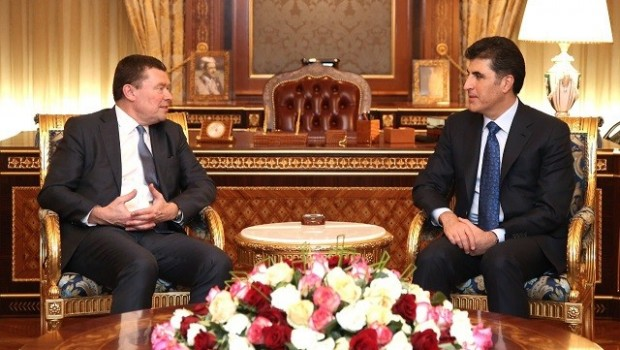 Başbakan Barzani: Diyalogdan yanayız!