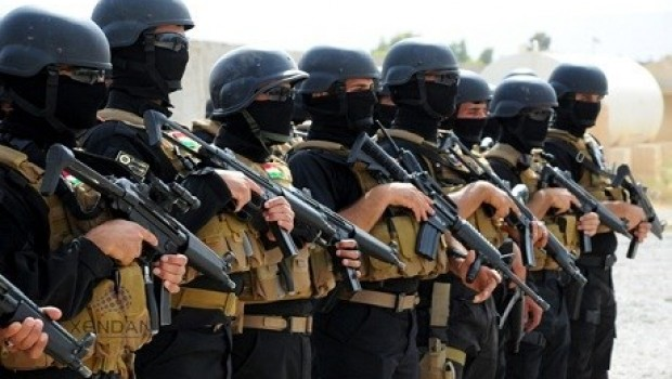 Polis ve askerler Kerkük'teki görevlerine dönüyor