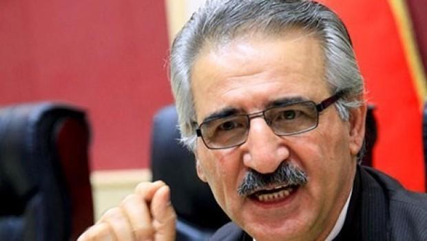 Mela Bextiyar: YNK, Kerkük'ün teslimiyle ilgili soruşturma başlatmalı