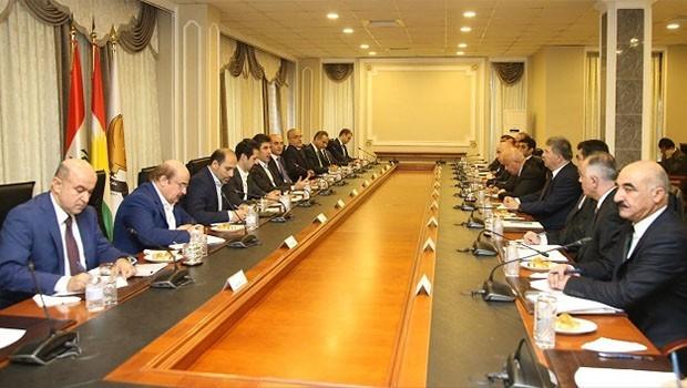 Kürdistan Hükümeti'nden 'bütçe' itirazı