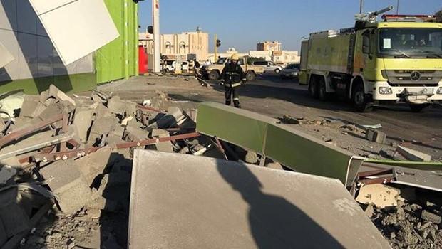 Husilerden Suudi Arabistan'a havan saldırısı: 4 kişi yaralandı