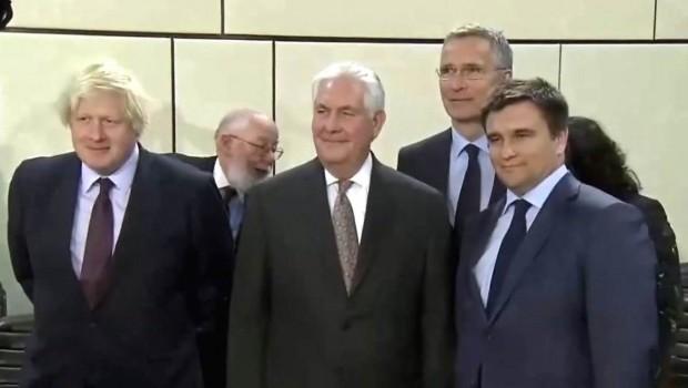 ABD, İngiltere, Fransa ve Almanya'dan ortak Esad bildirisi