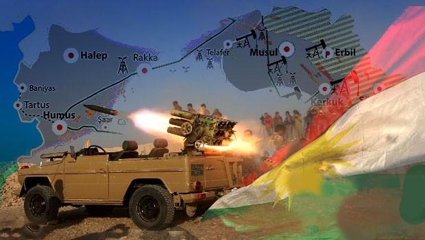 Kürtler Bölge Savaşına mı Hazırlandırılıyor?
