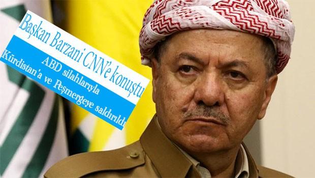 Başkan Barzani: Referandumu bahane ettiler