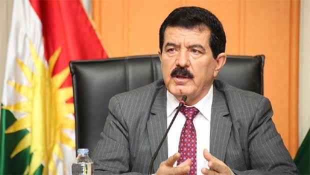Kosret Resûl: Irak hükümetine uluslararası baskı uygulanmalı