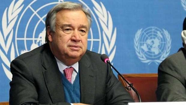 Guterres'ten Lübnan açıklaması: Yıkıcı sonuçlara neden olur