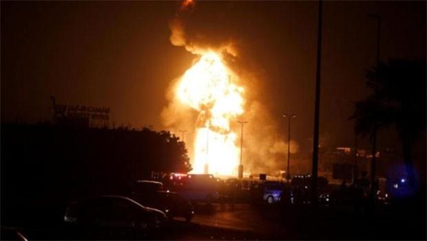 Patlama sonrası Bahreyn'den İran açıklaması!