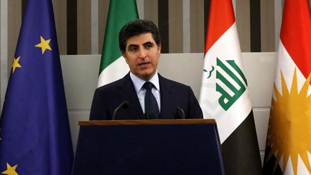Erbil'de Başbakan Barzani başkanlığında önemli zirve
