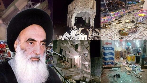 Ali Sistani'den Kürdistan depremi fetvası!