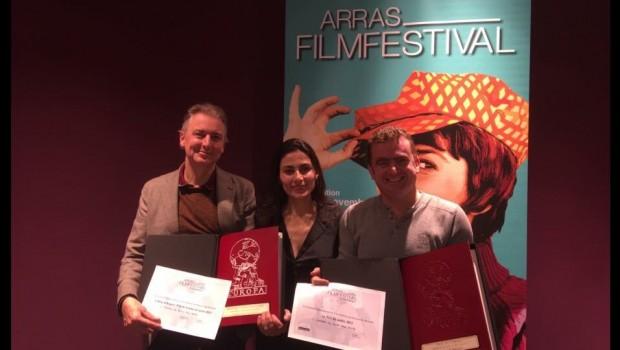 Arras Film Festivali'nde, Zagros'a iki ödül