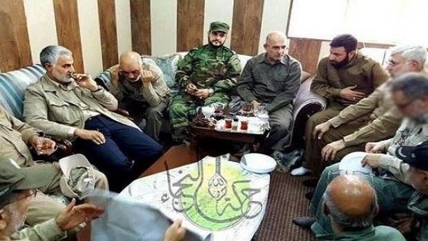 Haşdi Şabi, İran projesini uygulamak için Kerkük'e askeri sevkiyatı hızlandırdı