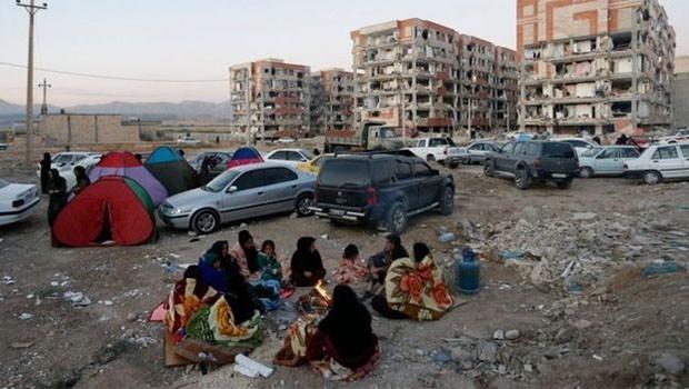 İtalya'dan Depremzedelere yardım kargosu
