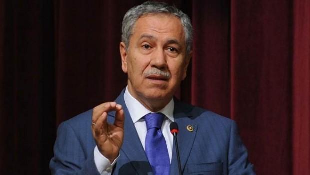 Bülent Arınç'tan Erdoğan'a: Doğu Perinçek'in oyunundan habersizsiniz!