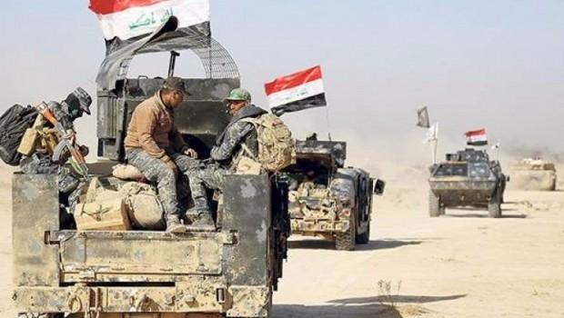 Irak Ordusu, IŞİD'in kontrolündeki son bölgeyi de aldı!