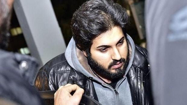 Reza Zarrab'a cezaevinde bıçaklı saldırı