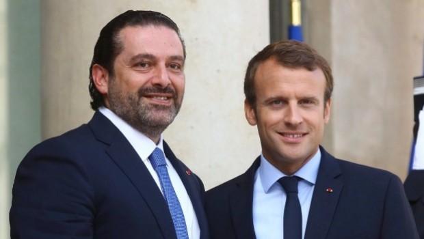 Hariri, Fransa'ya gitti