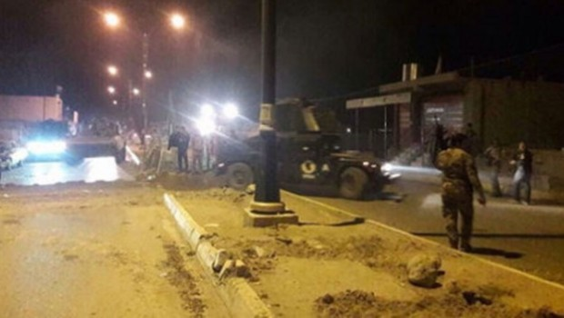 Kürt savaşçıları Kerkük'te Haşdi Şabi'yi vurdu!