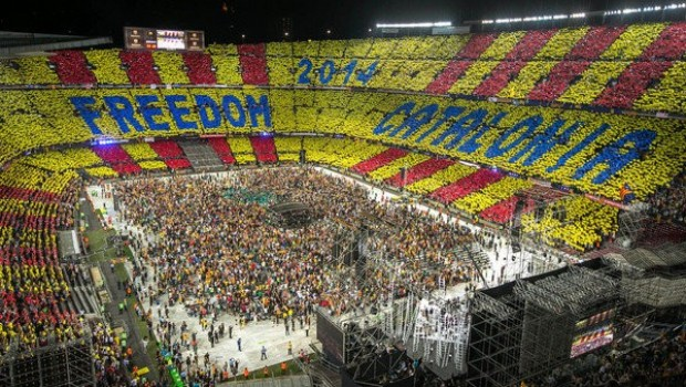 La Liga Başkanı'ndan tehdit:  Nou Camp kapatılabilir