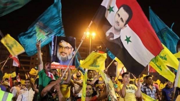 Suriye rejimi ile Hizbullah arasında çatışma