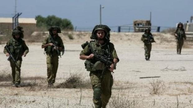 İsrail'den geniş çaplı askeri tatbikat!