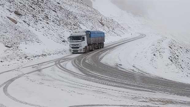 Meteoroloji'den Kürt illerine kar uyarısı