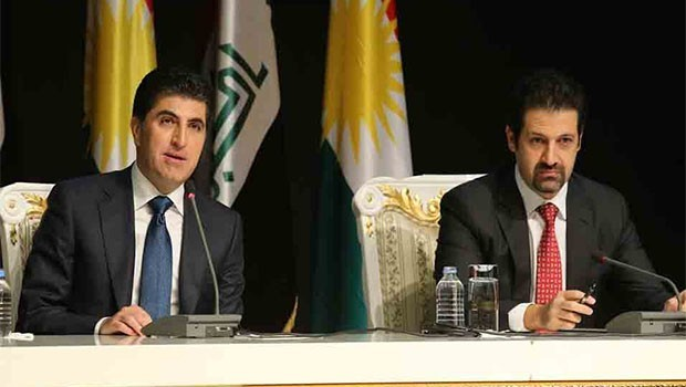 Başbakan Barzani'den Goran'a ziyaret