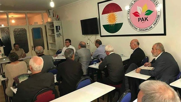 PAK: Kürt Karşıtı Siyasete Ulusal Demokratik Duruşla Cevap Verelim