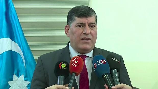 Türkmen Başkan: Hayatlarımız tehlikede olduğu için Kerkük'e dönemiyoruz!