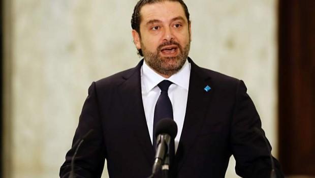 Hariri'den istifa açıklaması