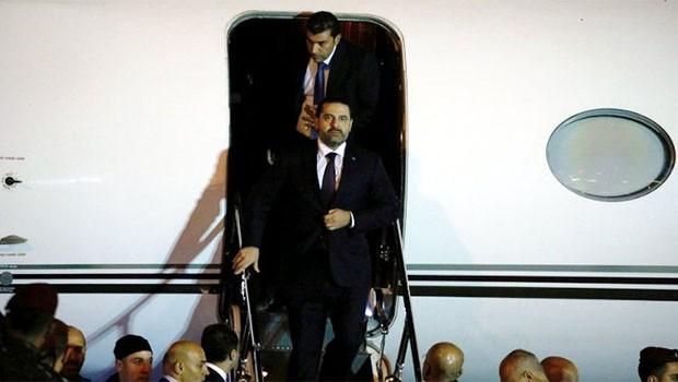 Lübnan Başbakanı Saad Hariri ülkesine geri döndü