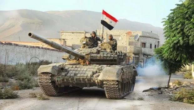 Suriye ordusu İdlib harekatına hazırlanıyor