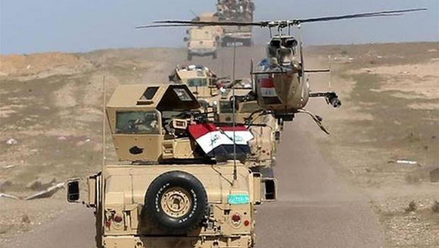 Irak ordusu Cezire bölgesinde operasyon başlattı