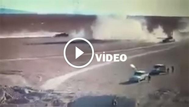 IŞİD Irak ordusuna bombalı araçla saldırdı!