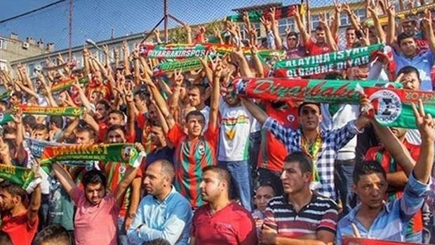 Amedspor: Siyasi kurum değil futbol kulübüyüz