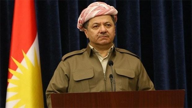 Başkan Barzani'den Mısır halkına başsağlığı mesajı