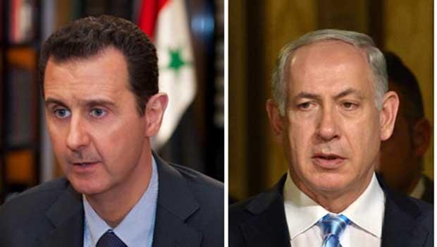 Esad'dan Netanyahu'ya mektup: Kürtlere özerkliği bir sartla tanırım