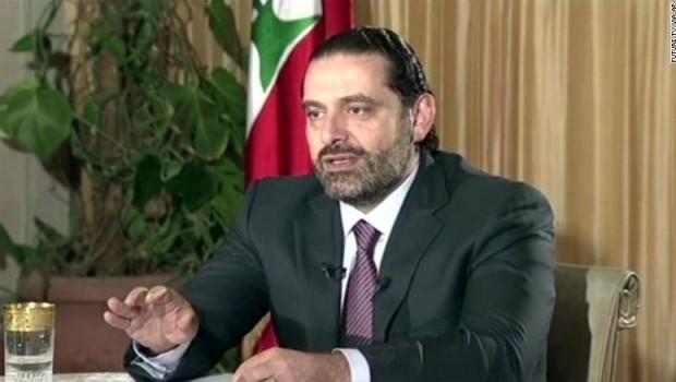 Hariri: Hizbullah'ın gücü, İran'ın sağladığı silahlardan geliyor