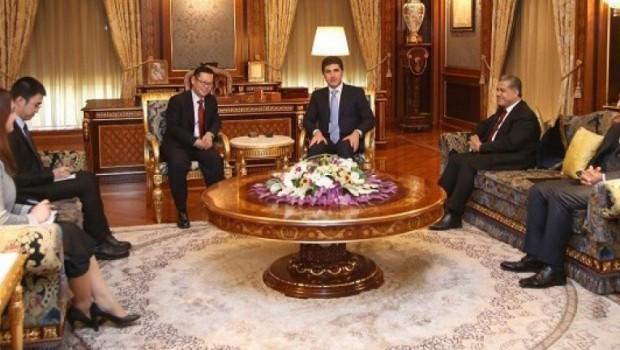 Çin'den Başbakan Barzani'ye diyalog mektubu