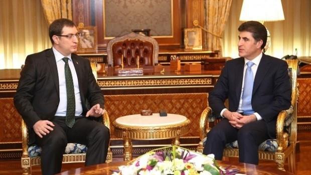 Başbakan Barzani'den Türkiye- Kürdistan ilişkileri hakkında açıklama