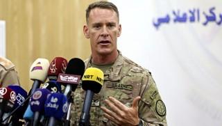 Koalisyon Sözcüsü, Kerkük\'teki ABD askerlerine açıklık getirdi