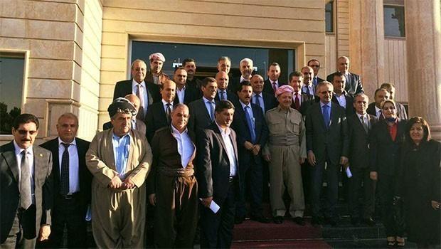 Başkan Barzani Türkmen temsilcileriyle görüşecek