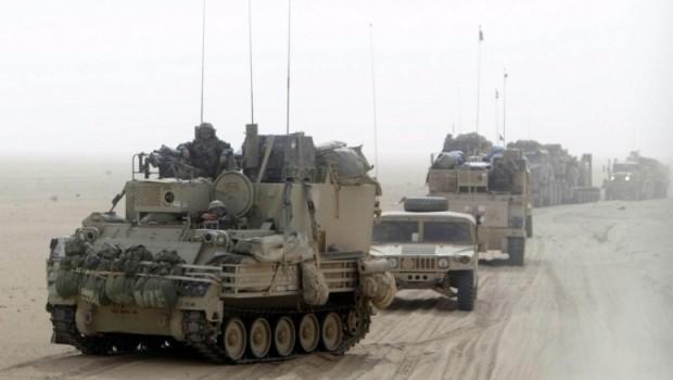 Irak: ABD güçleri Kerkük'e girmedi!