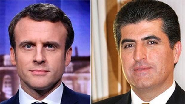 Kürdistan'dan Fransa'ya kritik ziyaret!
