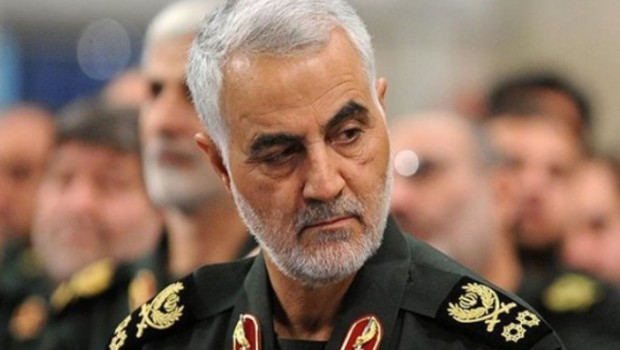 'CIA, Kasım Süleymani''ye mektup gönderdi'