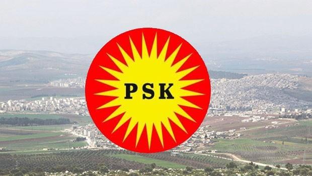 PSK: Türkiye Efrin'den uzak durmalıdır!