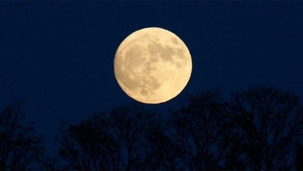 'Süper Ay' bugün gerçekleşecek
