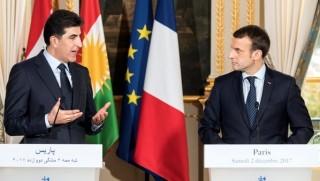 Barzani - Macron görüşmesinde Referandum detayı