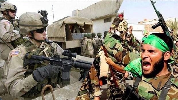 Haşdi Şabi'den ABD'te tehdit; Güç kullanırız!