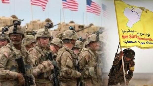 ABD, DSG'yi korumak için Suriye'de kalacak