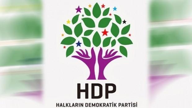 Ankara Valiliği'nden HDP yasağı!